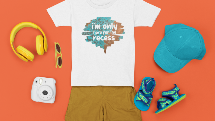 How To Make A Tshirt Using Infusible Ink Transfers
