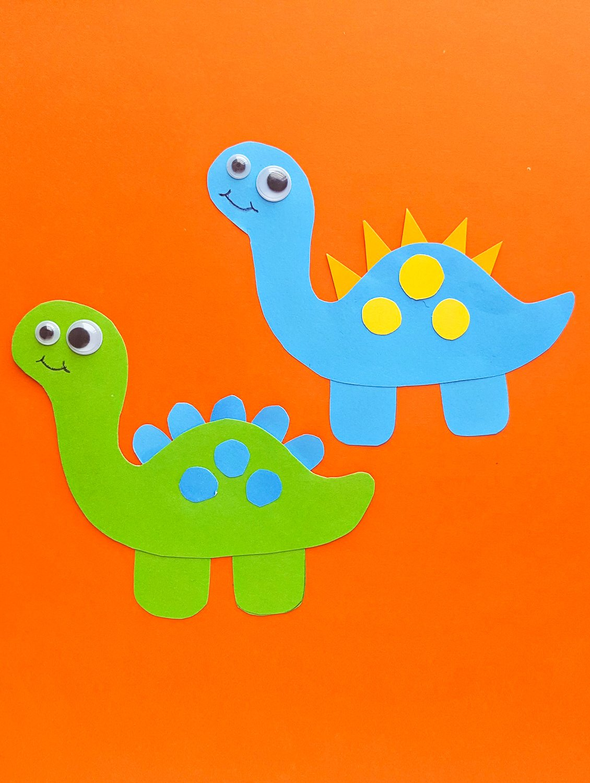 dinosaur craft for preschool