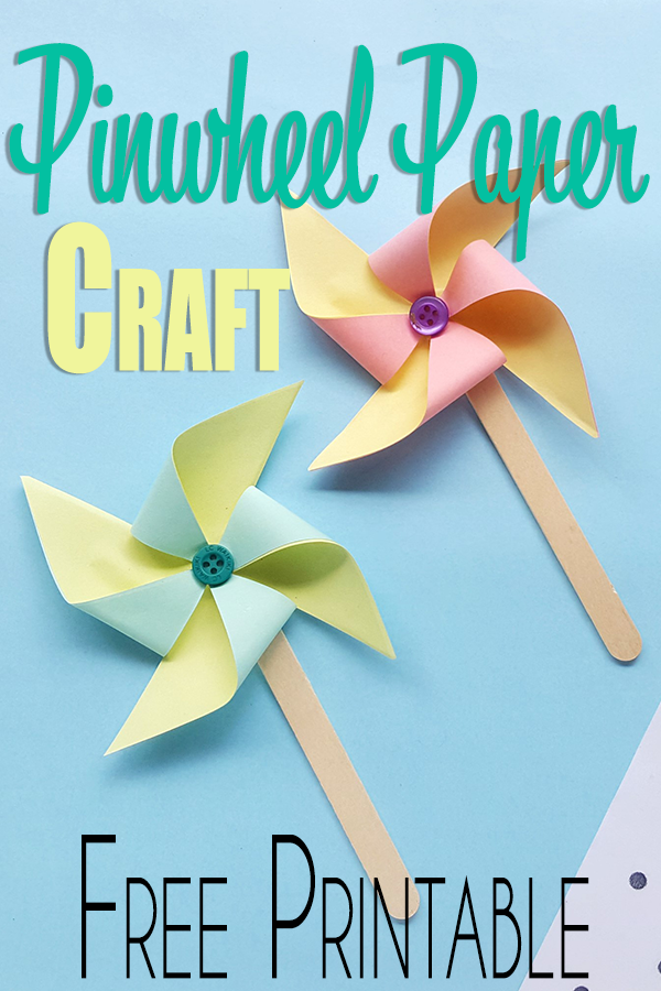 how to make pinwheels