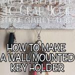 Wall Mounted Key Holder - Pin Image