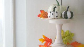 How To Make A Decorative Display Stand