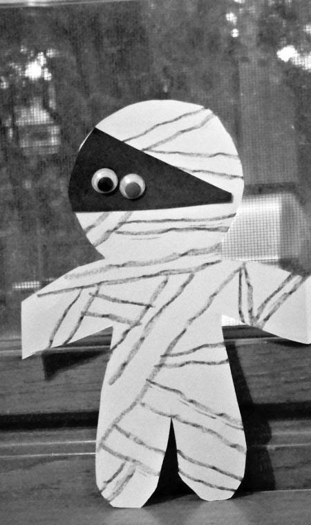 mummy crafts