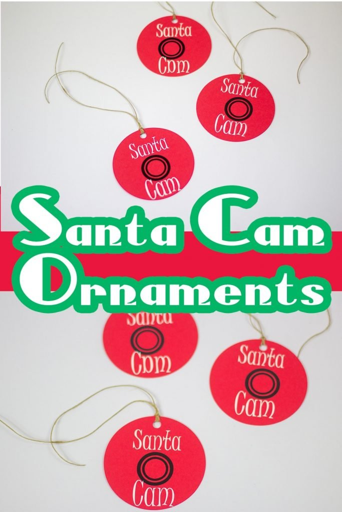 pin collage for santa cam