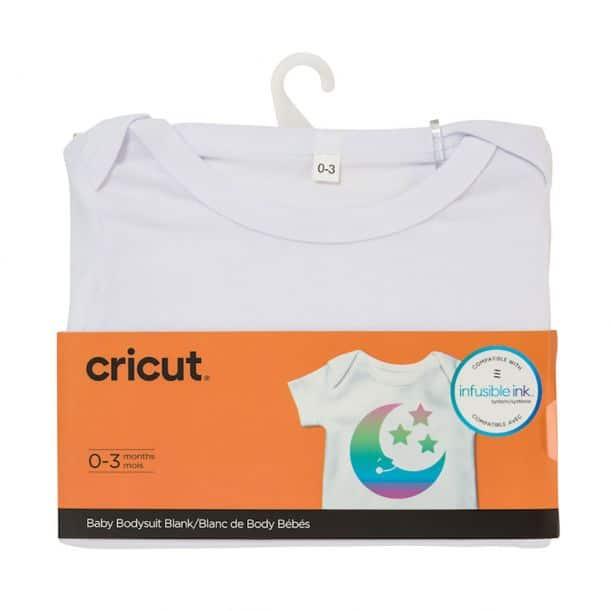 Crucit Baby Bodysuit Blank