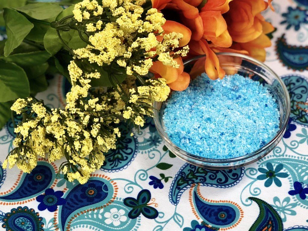 at home epsom salts bath recipe