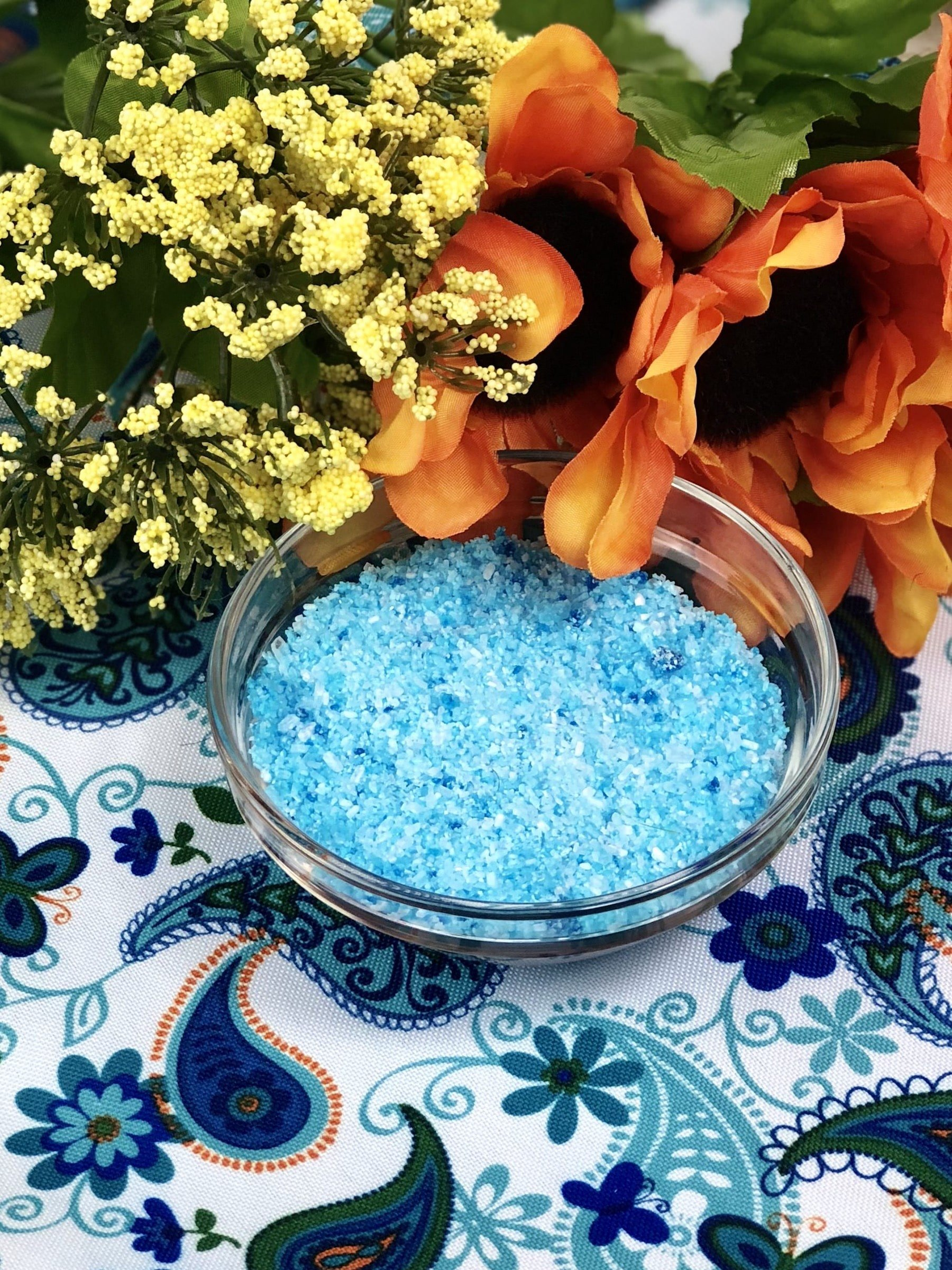 easy diy epsom salts bath