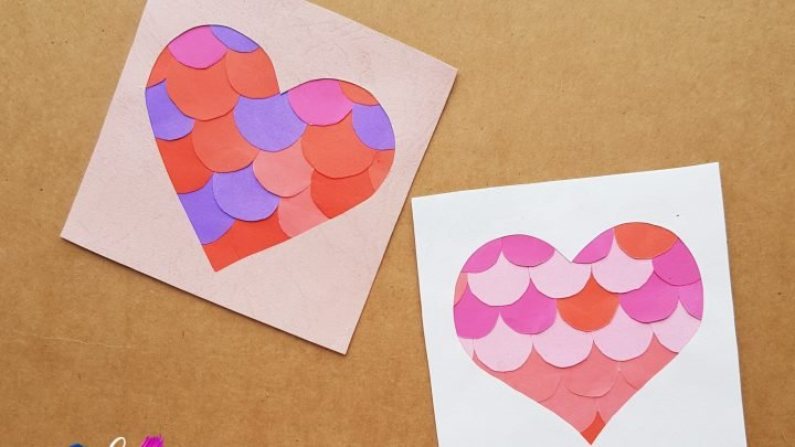 How to Make a Heart of Out Paper