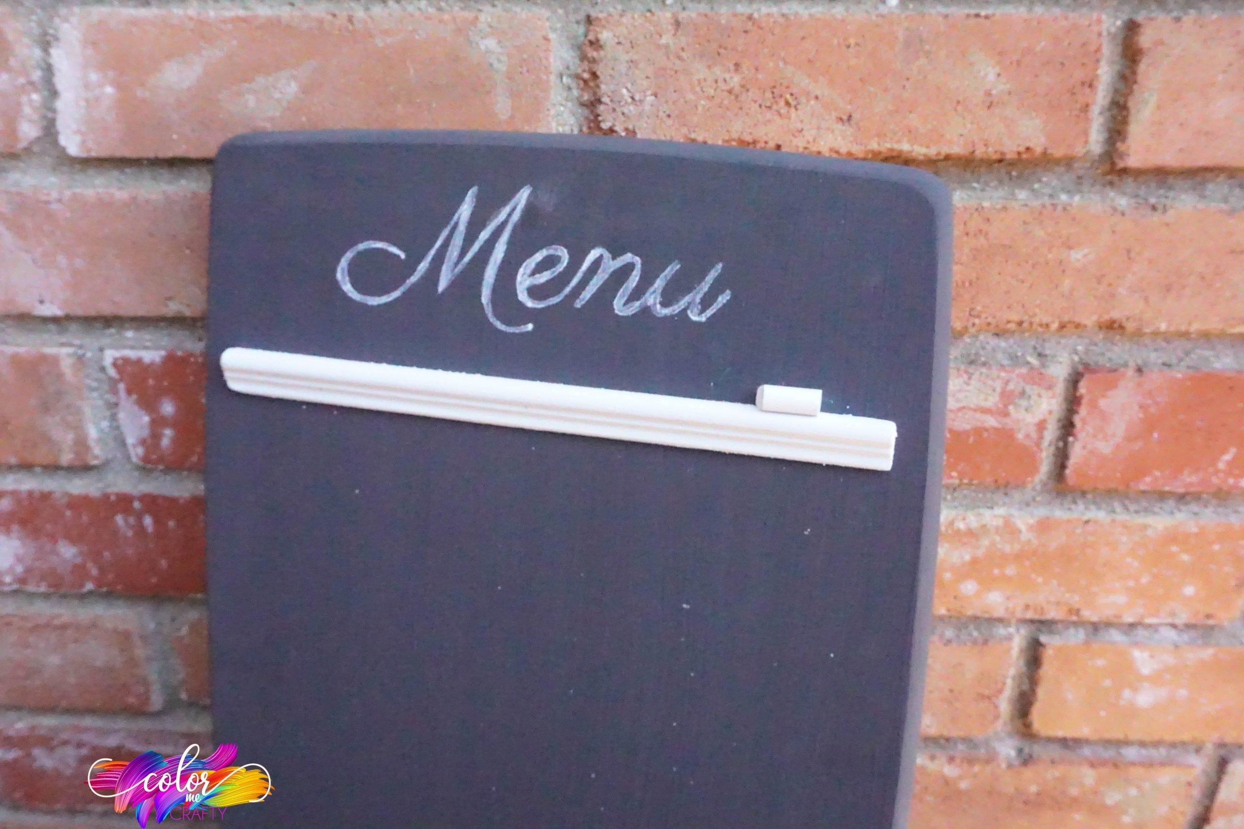 cutting board reuse idea