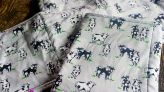 Burp Cloth Pattern for the cricut