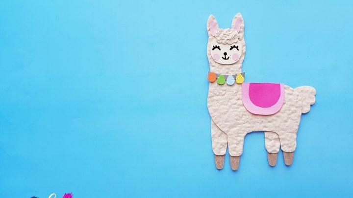 Paper Llama Craft