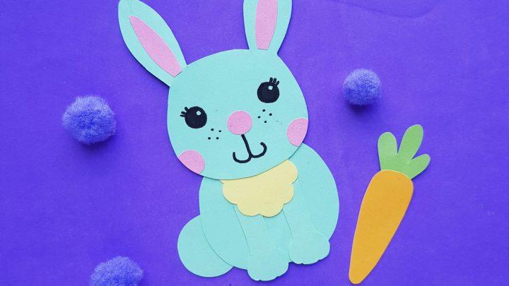 Paper Bunny Craft