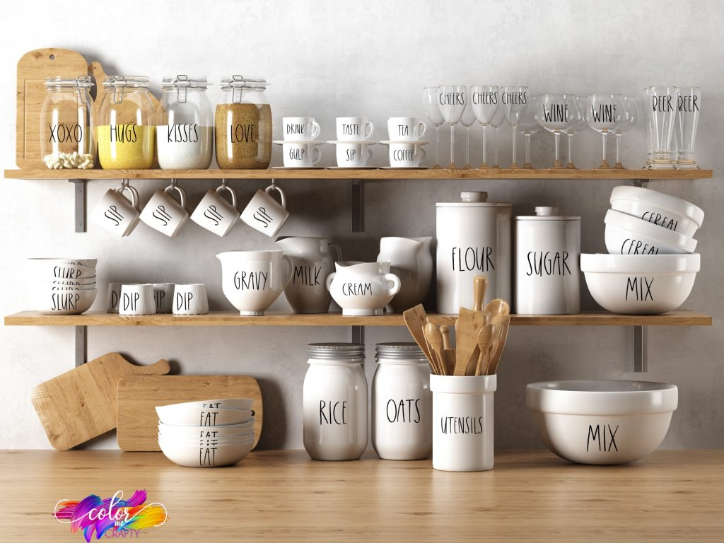 rae dunn kitchenware landscape