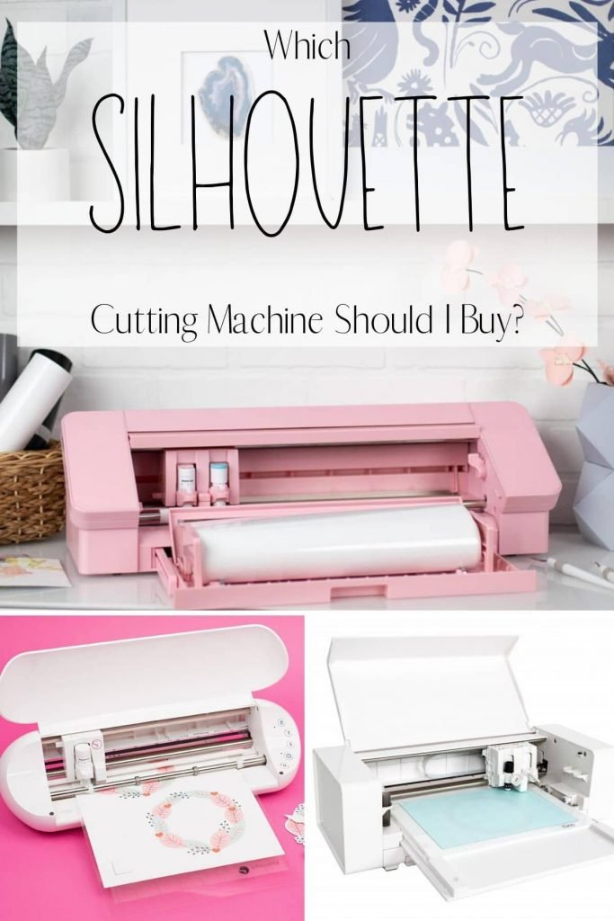 pinterest To be as helpful as possible to those new to digital crafting out there, just deciding which cutting machine to buy, I've laid out everything I wish I'd known before I bought my first cutting machine so I could choose the best Silhouette for my needs.