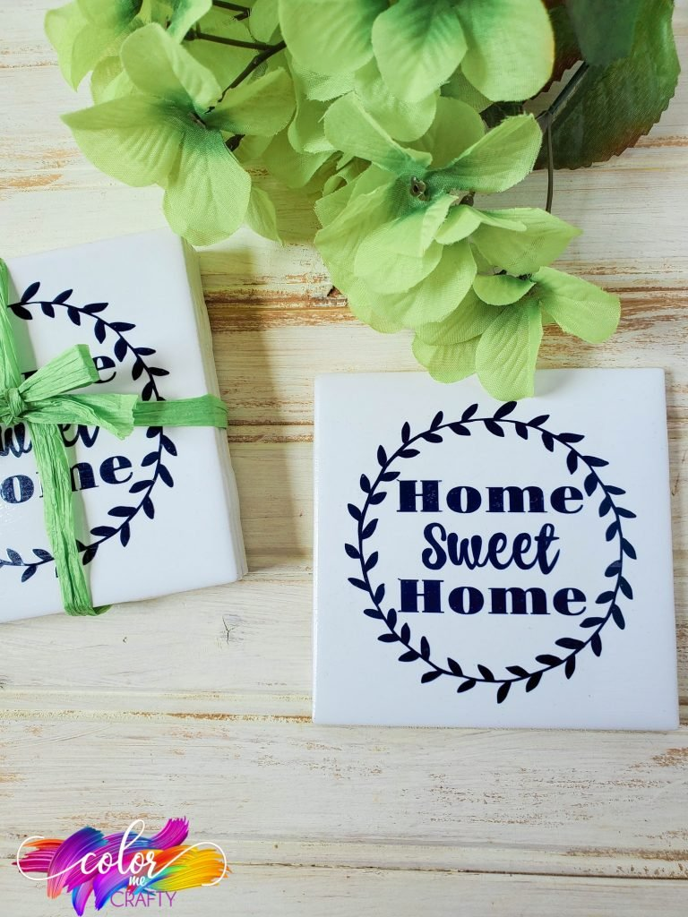 diy home decor coaster