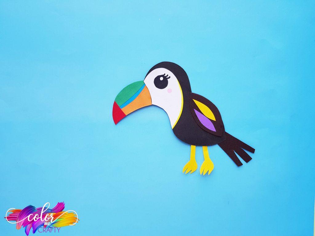 bird made of paper