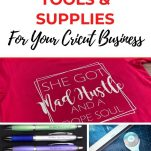 Learn where to buy all the best tools and supplies for your Cricut Business? Find bulk supplies for your Cricut business at the best prices!