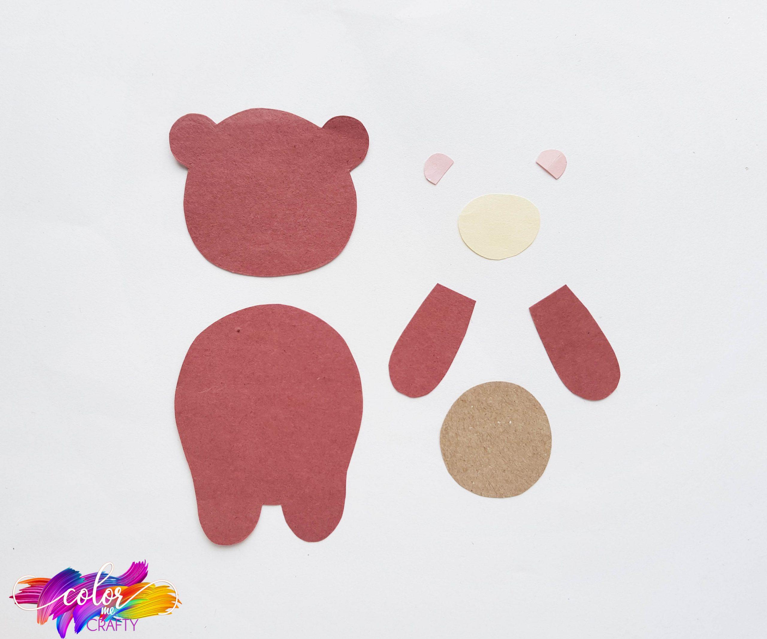 Panda Bear Bookmark Corner - Red Ted Art - Make crafting with kids ... | 2134x2560