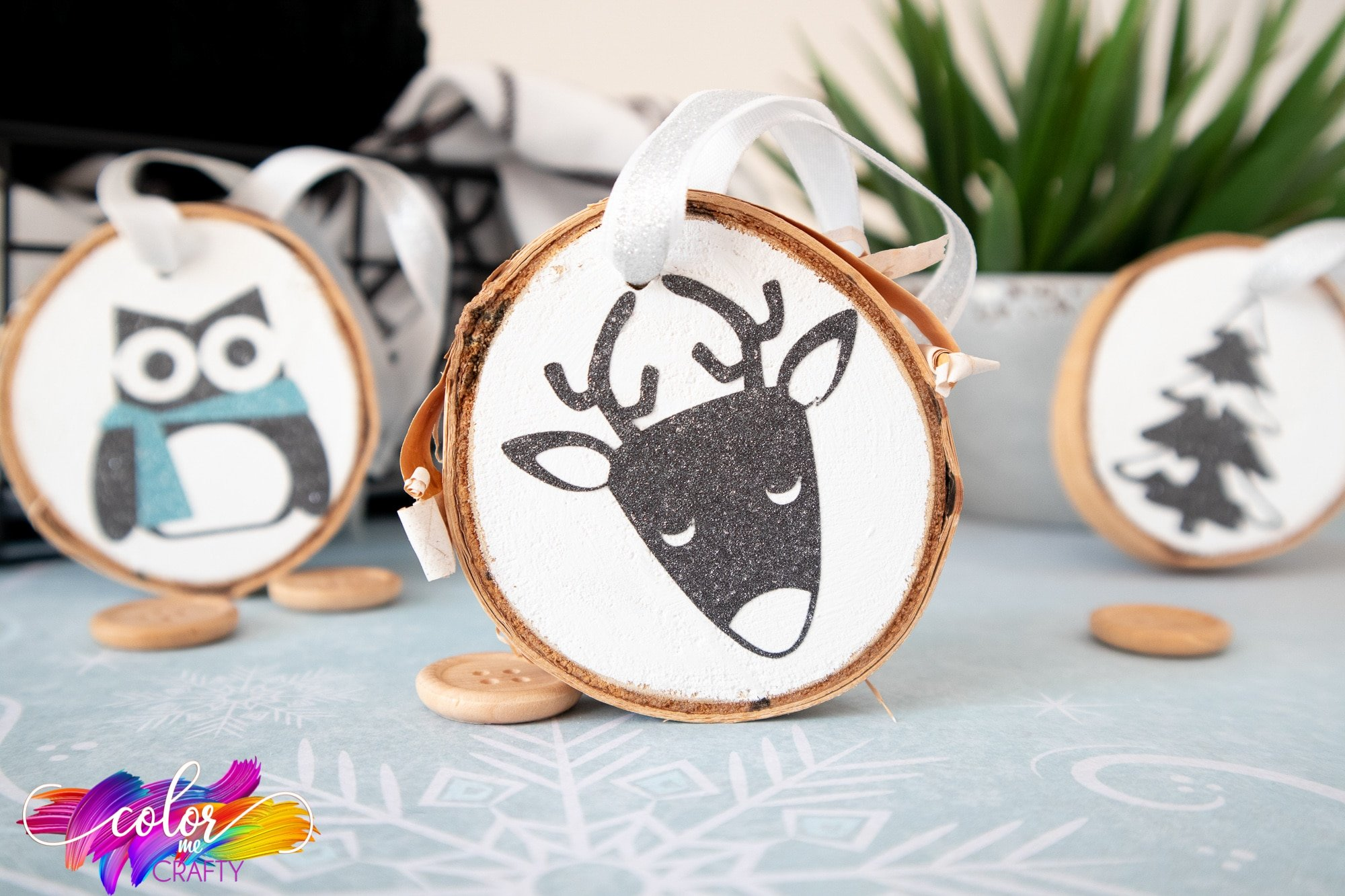 cute tree ornaments