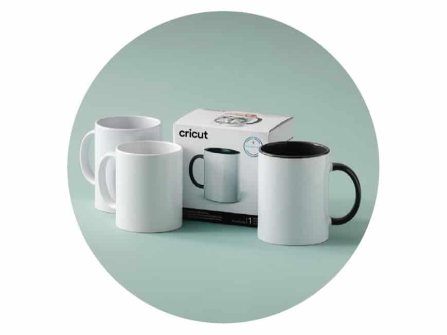 Cricut mug blanks