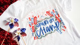 July 4th T-Shirt Sublimation