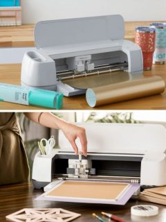 image of the maker and the cricut maker 3